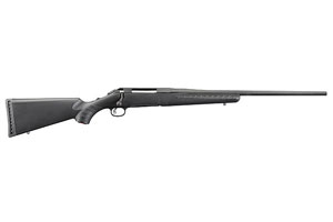 Ruger Rifle: Bolt Action Ruger American Rifle - Click to see Larger Image
