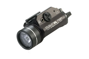 Streamlight  TLR-1 HL C4 LED Rail Mounted Flashlight - Click to see Larger Image