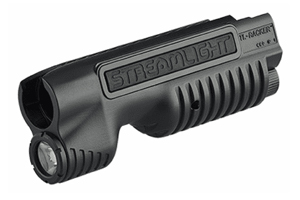 Streamlight Shotgun: Semi-Auto TL Racker Intergrated Shotgun Forend Light - Click to see Larger Image