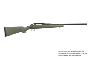 6972 The Ruger American Predator Rifle