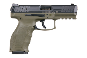 Heckler & Koch Pistol: Semi-Auto VP40 - Click to see Larger Image