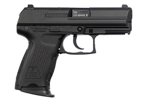 Heckler & Koch Pistol: Semi-Auto P2000 - Click to see Larger Image