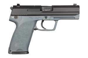 Heckler & Koch Pistol: Semi-Auto USP45 CA Approved - Click to see Larger Image