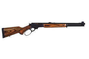 Marlin Rifle: Lever Action 1895 Guide Gun Big Loop Lever-Action Carbine - Click to see Larger Image
