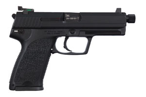 Heckler & Koch Pistol: Semi-Auto USP9 Tactical - Click to see Larger Image