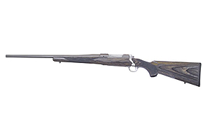 Ruger M77 Hawkeye Left-Handed Bolt Action 270 Hawkeye Matte Stainless Steel