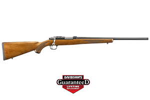 Ruger Rifle: Bolt Action 77/17 Rotary Magazine Rifle - Click to see Larger Image