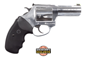 Charter Arms Revolver: Double Action Mag Pug - Click to see Larger Image