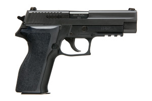 Sig Sauer Pistol: Semi-Auto P226 Nitron Full Size - Click to see Larger Image