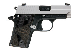 Sig Sauer Pistol: Semi-Auto P238 Blackwood Microcompact - Click to see Larger Image