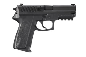 Sig Sauer Pistol: Semi-Auto SP2022 Nitron - Click to see Larger Image