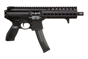 798681537655 SIGMPX PDW W/ Aluminum Keymod Hand Guard