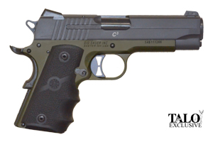 Sig Sauer 1911 C3 Compact Army Series - Talo Edition 798681541171