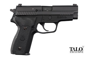 Sig Sauer Pistol: Semi-Auto P229 Classic Carry Talo Edition - Click to see Larger Image