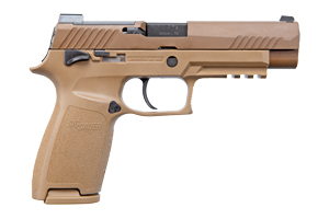Sig Sauer Pistol: Semi-Auto P320 M17 - Click to see Larger Image
