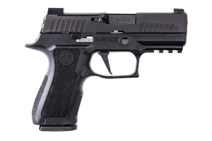 Sig Sauer Pistol: Semi-Auto P320 XCOMPACT - Click to see Larger Image