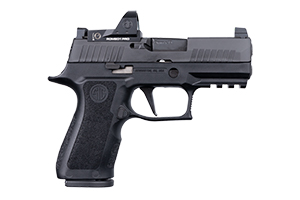Sig Sauer Pistol: Semi-Auto P320 XCOMPACT RXP - Click to see Larger Image