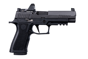 Sig Sauer Pistol: Semi-Auto P320 XSeries RXP - Click to see Larger Image
