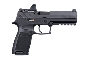 Sig Sauer Pistol: Semi-Auto P320 RXP - Click to see Larger Image