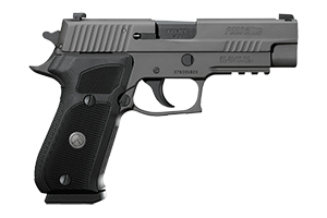 Sig Sauer Pistol: Semi-Auto P220 Legion Series - Click to see Larger Image
