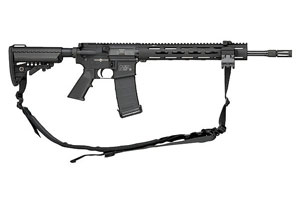 Smith & Wesson Rifle: Semi-Auto M&P 15VTACII - Click to see Larger Image
