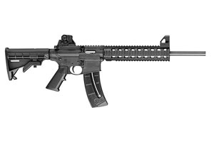 Smith & Wesson Rifle M&P 15-22 Tactical Rifle - Click to see Larger Image