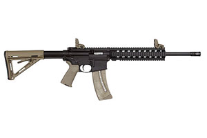 Smith & Wesson Rifle M&P15-22MOE - Click to see Larger Image