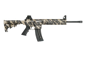 Smith & Wesson Rifle M&P15-22 Tan & Black - Click to see Larger Image