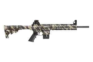 Smith & Wesson Rifle M&P 15-22 Tan & Black - Click to see Larger Image