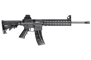811062 M&P 15-22 Threaded Barrel W/A1 Style Comp