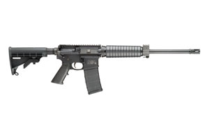 Smith & Wesson Rifle: Semi-Auto M&P15 300 Whisper - Click to see Larger Image