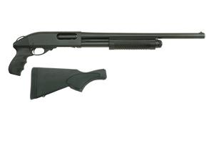 Remington Shotgun: Pump Action 870 Tactical - Click to see Larger Image