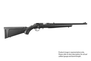 Ruger Rifle: Bolt Action Ruger American Rimfire Rifle - Click to see Larger Image