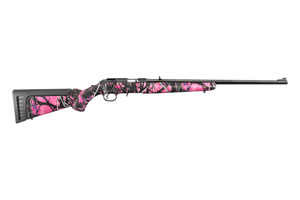 8331 The Ruger American Rimfire Rifle