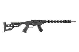 Ruger Rifle: Bolt Action Ruger Precision Rimfire Rifle - Click to see Larger Image