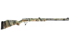 Thompson/Center Triumph Muzzleloader Single Shot 50 Blkpwdr Realtree AP Camo Barrel and Stock
