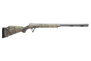Thompson/Center Triumph Muzzleloader Single Shot 50 Blkpwdr Carbon Steel with Weather Shield Metal Finish