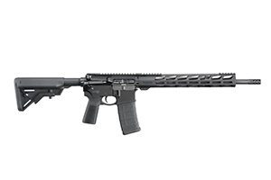 Ruger Rifle: Semi-Auto AR-556 MPR Lite Free-float Handguard - Click to see Larger Image