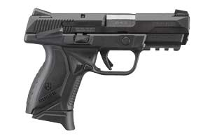 Ruger Pistol: Semi-Auto American Pistol Compact with Manual Safety - Click to see Larger Image