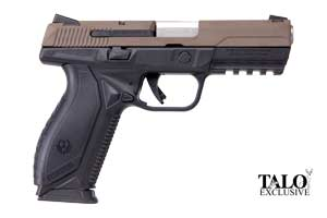 Ruger Pistol: Semi-Auto American Pistol - TALO Edition - Click to see Larger Image