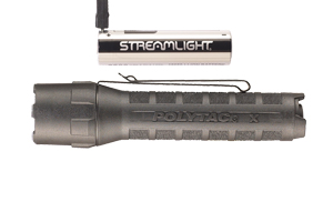 Streamlight  Polytac X Multi-fuel USB Flashlight - Click to see Larger Image