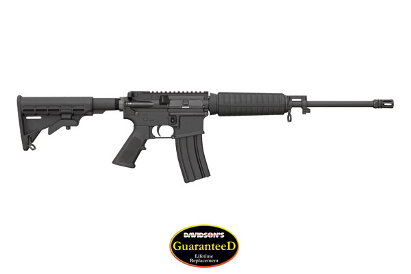Bushmaster Rifle: Semi-Auto Quick Response Carbine Optics Ready - Click to see Larger Image