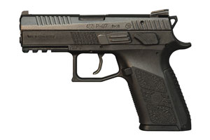 CZ-USA Pistol: Semi-Auto CZ P-07 - Click to see Larger Image