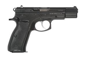 CZ-USA CZ 75 B Black Polycoat 91102