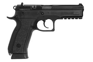 CZ-USA Semi-Automatic Pistol CZ 75 SP-01 Phantom - Click to see Larger Image