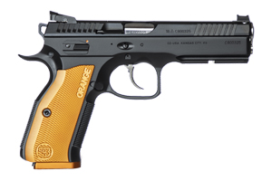 CZ-USA Pistol: Semi-Auto CZ Shadow 2 Orange - Click to see Larger Image
