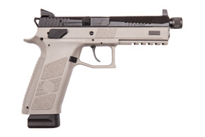 CZ-USA Pistol: Semi-Auto CZ P-09 Suppressor Ready - Click to see Larger Image