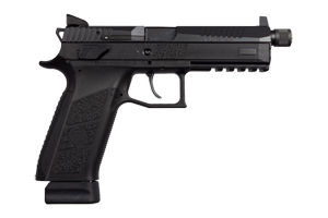 CZ P-09 Suppressor Ready 91270