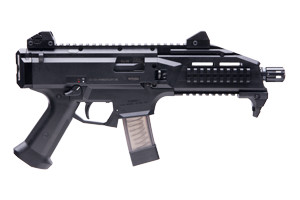 CZ-USA Pistol: Semi-Auto SCORPION EVO 3 S1 - Click to see Larger Image