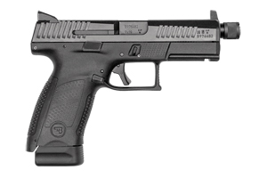 CZ P-10 Compact Suppressor Ready 91523